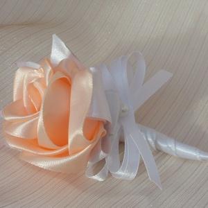 Esküvői csokor (Gyongykertesz) - Meska.hu