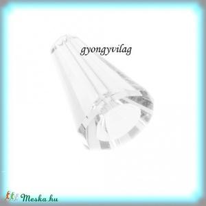 Swarovski artemis 12mm-es  1db  GYSWGY A12  clear, Gyöngy, ékszerkellék, Swarovski kristályok, Ékszerkészítés, Gyöngy, Eredeti swarovski kristály hosszában fúrt artemis .\nSzín:clear crystal\nMéret:12mm\n1db \n\nAz ár egy da..., Meska