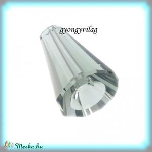 Swarovski artemis 12mm-es 1db GYSWGY A12  black diamond, Gyöngy, ékszerkellék, Swarovski kristályok, Ékszerkészítés, Gyöngy, Eredeti swarovski kristály hosszában fúrt artemis .\nSzín:back diamond\nMéret:12mm\n1db\n\nAz ár egy dara..., Meska
