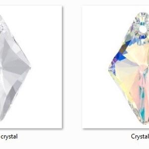 Swarovski rhombus 19mm-es medál több színben , Gyöngy, ékszerkellék, Swarovski kristályok, Ékszerkészítés, Gyöngy, SWAROVSKI KRISTÁLY RHOMBUS MEDÁL, TÖBB SZÍNBEN !\n\nMéret:19mm\n\nAz ár egy darabra vonatkozik!\n\n\n\nA szí..., Meska