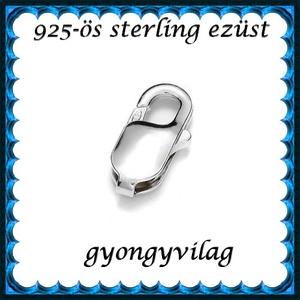 925-ös ezüst 1soros lánckapocs ELK 37-13 - Meska.hu