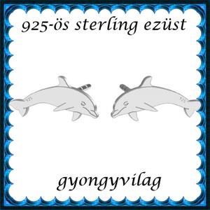 925-ös sterling ezüst: fülbevaló  EF 09, Ékszer, Pötty fülbevaló, Fülbevaló, Ékszerkészítés, Gyöngyfűzés, gyöngyhímzés, Meska