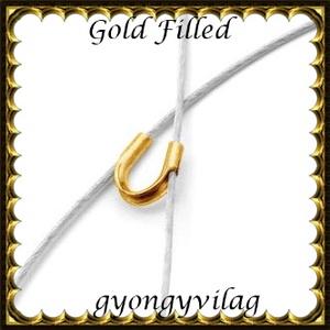 925-ös ezüst medáltartó EMT 08a, Gyöngy, ékszerkellék, Egyéb alkatrész, Ékszerkészítés, Mindenmás, Szerelékek,  EMT 08e\n925-ös fémjellel ellátott valódi ezüst (bevizsgált), két rétegű, 24 karátos arany bevonatta..., Meska