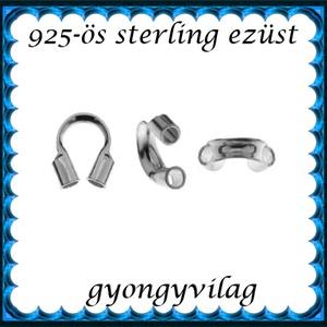 925-ös ezüst medáltartó EMT 08e, Gyöngy, ékszerkellék, Egyéb alkatrész, Ékszerkészítés, Mindenmás, Szerelékek,  EMT 08e 925-ös fémjellel ellátott valódi ezüst (bevizsgált) medáltartó,szálvezető.   Az ár 1db med..., Alkotók boltja