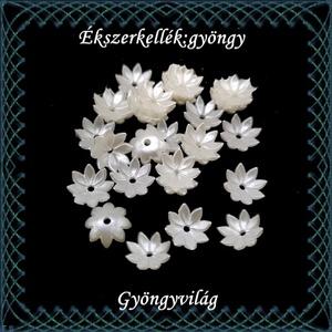 Ékszerkellék: akril virág GYA-TV04 20db - Meska.hu