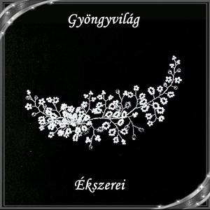 Esküvői, menyasszonyi, alkalmi hajdísz,  SH 05e - Meska.hu