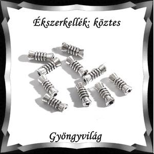 Ékszerkellék: köztes / díszítőelem / gyöngy  BKÖ 1S 43 10db/csomag - gyöngy, ékszerkellék - fém köztesek - Meska.hu
