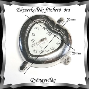 Ékszerkellék: fűzhető óra BOSZ 92 - Meska.hu