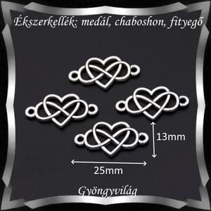 Ékszerkellék: medál, caboshon, fityegő BMCF-09e 4db/cs - Meska.hu
