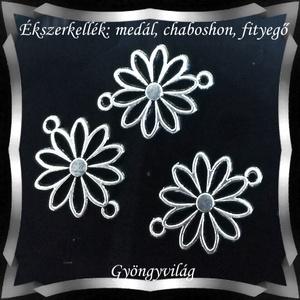 Ékszerkellék: medál, caboshon, fityegő BMCF-17e 3db/cs - Meska.hu