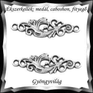 Ékszerkellék: medál, caboshon, fityegő BMCF-18e 2db/cs - Meska.hu