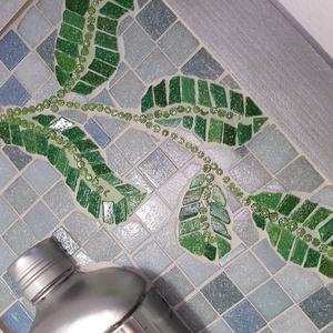 Jagermeister - 3D mozaik falikép dekoráció eredeti fém dobozos (Hamupupocska) - Meska.hu