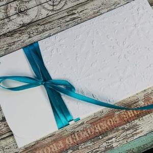 Pénzátadó boríték, Nászajándék, Pénz átadó lap, Gratulálunk képeslap, Esküvői Gratuláció : HMB2107_49, Esküvő, Emlék & Ajándék, Nászajándék, Mérete:  21 x10.5 cm  Pénzajándékodat, vagy az ajándékkísérő üzeneted helyezheted el ebbe a minőségi..., Meska