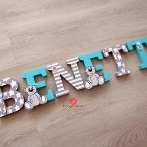 BETŰ, babanév felirat, dekoráció, polisztirol betű - rendelhető, Gyerek & játék, Gyerekszoba, Dekoráció, Otthon & lakás, Gyereknap, Ünnepi dekoráció, Mindenmás, 6 betűs név (1500 Ft/betű)\n\nEgyedi igény szerint, kézzel diszitett xps polisztirol betűket készitünk..., Meska