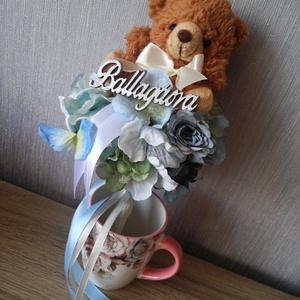 Ballagási emlék csokor ovisoknak iskolásoknak, Dekoráció, Otthon & lakás, Csokor, Gyerek & játék, Gyereknap, Ünnepi dekoráció, Mindenmás, Egy emlék, mely Örökre megmarad! \nAmire még szükséged lesz ! - a szereteted és az ölelésed! :)\nÁloms..., Meska