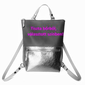 Tekla's hátizsák marhabőr választott színben rendelhető, Táska, Divat & Szépség, Táska, Hátizsák, Válltáska, oldaltáska, Egyeztetés után tudsz rendelni.:) Kérlek írd meg, milyen színű bőr legyen a táska teste, és milyen a..., Meska