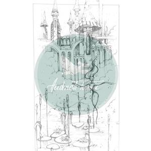 Bóbita illusztráció, Művészet, Grafika & Illusztráció, Fotó, grafika, rajz, illusztráció, Meska