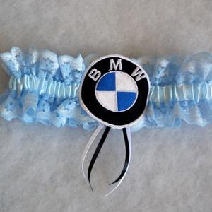 BMW logós legényfogó, combcsipke (heidy3) - Meska.hu
