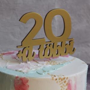 20 +a többi születésnapi tortadísz / hűtőmágnes Humoros tortadekoráció, Otthon & lakás, Dekoráció, Dísz, Ünnepi dekoráció, Konyhafelszerelés, Hűtőmágnes, Famegmunkálás, Festett tárgyak, A fiatalító tortadísz. Ami húsz után van, nem számít. Örökifjú szülinaposoknak ajánljuk. \n\nFából kés..., Meska