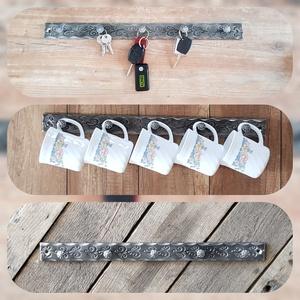 Kulcs, bögre, konyhai eszköz, bármi tartó, Otthon & Lakás, Konyhafelszerelés, Bögre & Csésze, Fémmegmunkálás, Meska