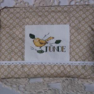 Pure. Birdie. Kozmetikai táska. (herisson) - Meska.hu