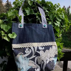The Blue Flower. Farmer shopper. (herisson) - Meska.hu