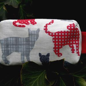 I LOVE CATS. Cicás papírzsepi-tartó (herisson) - Meska.hu