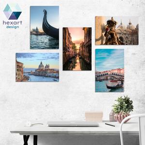 5 db-os fotó dekoráció a Te képeiddel, Kép & Falikép, Dekoráció, Otthon & Lakás, Fotó, grafika, rajz, illusztráció, Hexart Design - Az okos dekoráció\nNincs szükség keretre / Kasírozott habkarton / Egy mozdulattal fel..., Meska