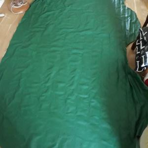 Zöld marhabőr, Vegyes alapanyag, Egyéb alapanyag, Bőrművesség, 2 négyzetméter szép hibátlan marhabőr. Zöld színű, puha könnyen munkálható.\n1-1,5 mm vastag..., Meska