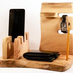 Mobil-, szemüveg-, óra-, toll tartó, asztali rendező (hollossybela) - Meska.hu