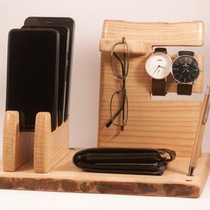 3 Mobil-, szemüveg-, 2 óra-,  3 toll tartó, asztali rendező - Meska.hu