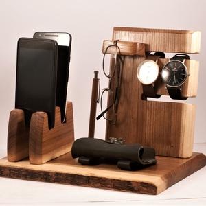 2 Mobil-, szemüveg-, óra-, toll tartó, asztali rendező - Meska.hu