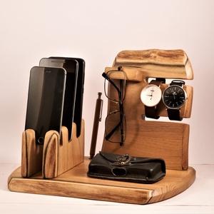 3 Mobil-, szemüveg-, óra-, toll tartó, asztali rendező - Meska.hu