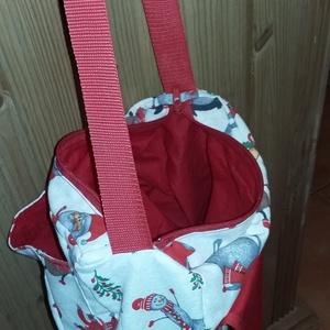 Mikulás és Karácsony táska (HollyH) - Meska.hu