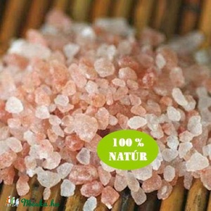 200 gr HIMALAYA SÓ  DURVASZEMCSÉS  (étkezési minőség), Vegyes alapanyag, Szappan, Szappan, Szappan & Fürdés, Szépségápolás, Mindenmás, Szappankészítés, Gyertyaöntés, 200 gr HIMALAYA SÓ DURVASZEMCSÉS \n\nLétezik egészséges só? A sót az egyik fehér mumusként emlegetik a..., Meska