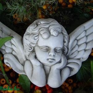 Antik Raffaello angyal (homeandart) - Meska.hu