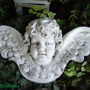 Nagy szárnyas angyal (homeandart) - Meska.hu