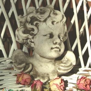 Botticelli angyalfej (homeandart) - Meska.hu