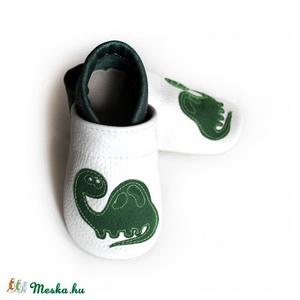 Hopphopp puhatalpú cipő - Dinoszaurusz (Hopphopp) - Meska.hu