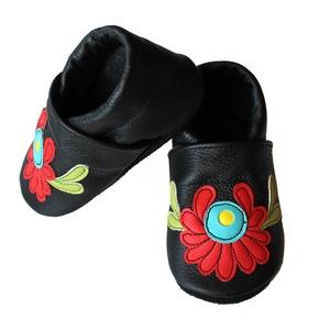 Hopphopp puhatalpú cipő - Matyó VI. (Hopphopp) - Meska.hu