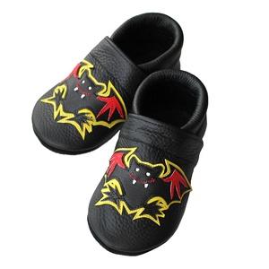 Hopphopp puhatalpú cipő - Denevér (Hopphopp) - Meska.hu