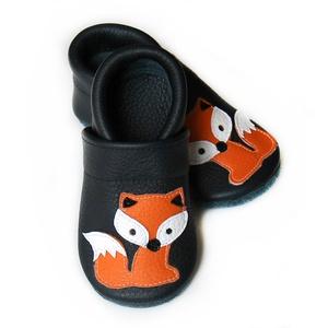 Hopphopp puhatalpú cipő - Rókás  (Hopphopp) - Meska.hu