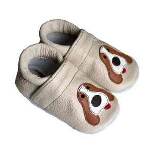 Hopphopp puhatalpú cipő - Kutyusos (Hopphopp) - Meska.hu