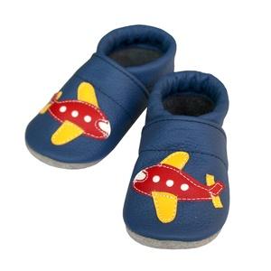 Hopphopp puhatalpú cipő - Repülő, Táska, Divat & Szépség, Cipő, papucs, Ruha, divat, Gyerekruha, Varrás, A cipők természetes, puha, minőségi bőrből készülnek, melyek ideálisak a járni tanuló babáknak, vagy..., Meska