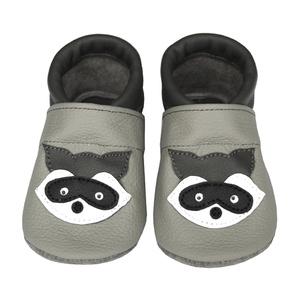 Hopphopp Puhatalpú cipő - Mosómaci, Táska, Divat & Szépség, Cipő, papucs, Ruha, divat, Gyerekruha, Bőrművesség, Varrás, A cipők természetes, puha, minőségi bőrből készülnek, melyek ideálisak a járni tanuló babáknak, vagy..., Meska