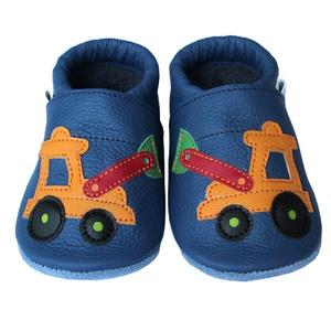 Új!!! Hopphopp puhatalpú cipő - Markoló, Táska, Divat & Szépség, Cipő, papucs, Ruha, divat, Gyerekruha, Baba (0-1év), Gyerek (1-10 év), Bőrművesség, Varrás, A cipők természetes, puha, minőségi bőrből készülnek, melyek ideálisak a járni tanuló babáknak, vagy..., Meska