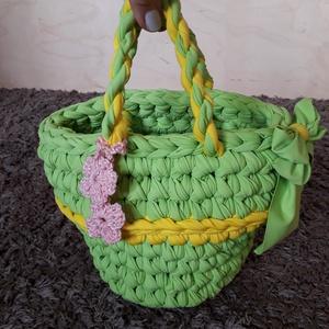 Kislány táska (Horgolandi) - Meska.hu