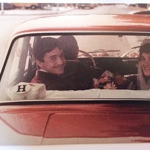 Vintázs esküvő képeslap, Művészet, Fotográfia, Fotó, grafika, rajz, illusztráció, > Urbán Tamás 1981-es és 1978-as fotói alapján készült \n> Ideális esküvői ajándék / dekor\n> Egy kis ..., Meska