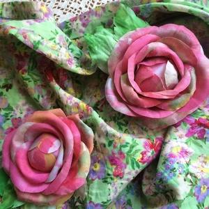 Watercolor- extra rózsa - otthon & lakás - dekoráció - csokor & virágdísz - Meska.hu