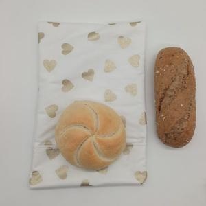 Snackbag - szendvics, nasi tartó - Meska.hu